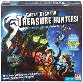 Mattel Games Ghost Fighting' Treasure Hunters Board Game