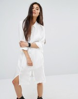 Diesel Shirt Dress
