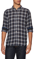 Gilded Age Cotton Plaid Sportshirt
