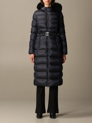 Colmar Jacket Super Long Down Jacket With Hood