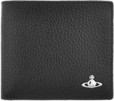 Vivienne Westwood Leather Wallet Black