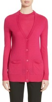 Michael Kors Women's Featherweight Cashmere Cardigan