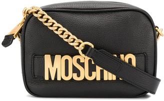 Moschino Lettering Logo Camera Bag