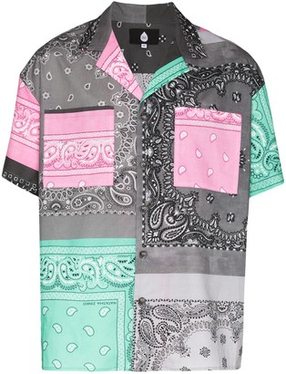 Duoltd Bandana-Print Shirt