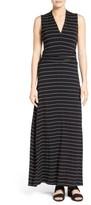 Vince Camuto Women's Stripe Maxi Dress