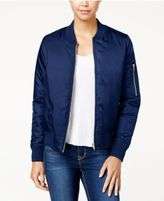 Say What Juniors' Bomber Jacket