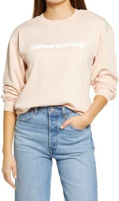 Sub Urban Riot Hibernating Sweatshirt