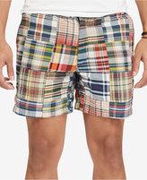 "Polo Ralph Lauren Men's 6"" Inseam Classic Fit Madras Shorts"