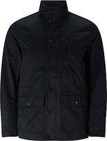 Diesel J-wines Four Pocket Cotton Field Jacket, Black