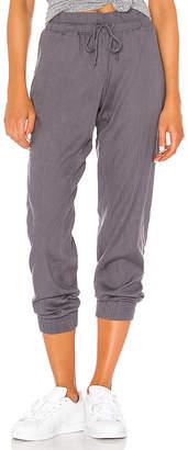 Monrow Linen Jogger