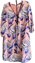 Marc Jacobs Pink Silk Dress