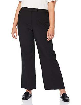 SIMPLY BE Women's Ladies Wide Leg Trouser,(Size:)