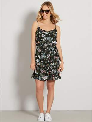 M&Co Vero Moda tropical floral dress