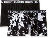 Bjorn Borg Men's Bb Flower Shorts 2 Pack