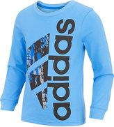 adidas Graphic-Print T-Shirt, Toddler Boys (2T-5T) & Little Boys (2-7)