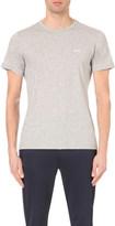 HUGO BOSS Branded cotton-jersey t-shirt
