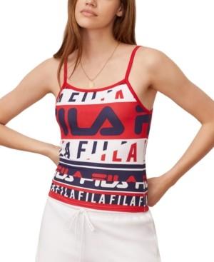Fila Paris Logo-Print Camisole