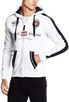 Geographical Norway Men's Gastaldo Sports Hoodie,XL