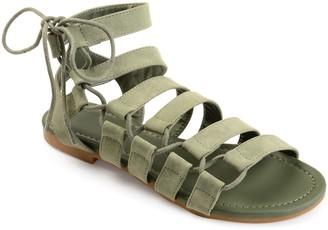 Journee Collection Cleo Women's Gladiator Sandals