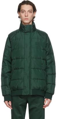 adidas Green Jonah Hill Edition Down Puffer Jacket