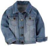 Carter's Denim Jacket, Little Girls (2-6X)