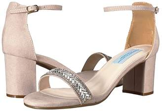 Touch Ups January (Beige) Women's Shoes