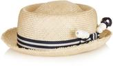 Benoit Missolin Vickie straw hat