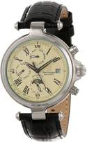 Steinhausen Men's SW381SLA Classic Automatic Three Eyes Watch