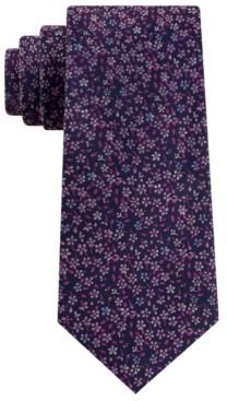 Tommy Hilfiger Men's Classic Floral Tie