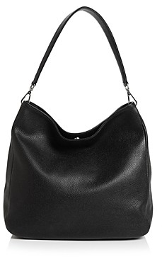 Aqua Leather Hobo - 100% Exclusive