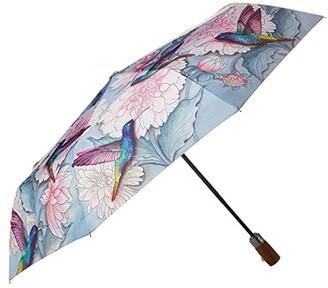 Anuschka 3100 (Floating Feathers) Umbrella