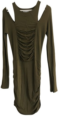 Balmain Khaki Dress for Women