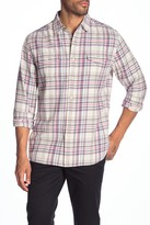 Grayers Malverne Jaspe Luxury Slim Fit Flannel Shirt
