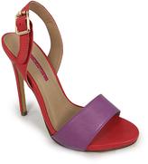 C Label Magenta Olive Sandal