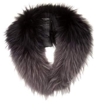 Yves Salomon Fur Stole w/ Tags