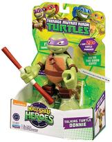 Baby Essentials Teenage Mutant Ninja Turtles Half-Shell Heroes Vehicle Talking Tech Figure - Don