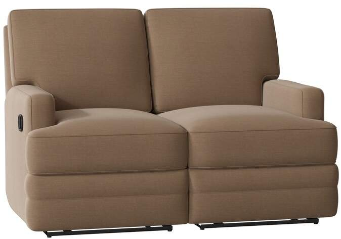 Enjoyable Kaiya Reclining Loveseat Gmtry Best Dining Table And Chair Ideas Images Gmtryco