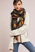Anthropologie Cozy Carnation Scarf