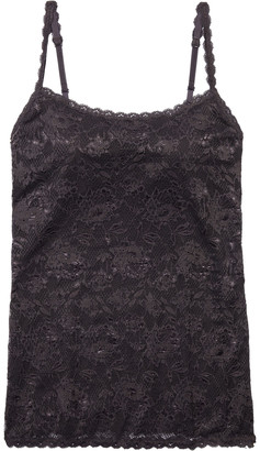 Cosabella Never Say Never Sassie Stretch-leavers Lace Camisole