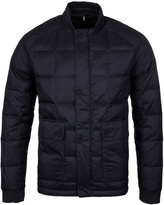 Barbour Navy Six Bell Down Jacket