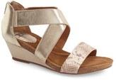 Sofft Women's 'Vallar' Wedge Sandal