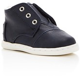 Toms Boys' Paseo Faux-Leather Mid Sneakers - Walker, Toddler