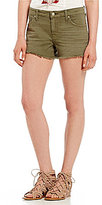 7 For All Mankind Cut Off Denim Shorts