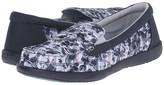 Crocs Walu II Striped Floral Loafer