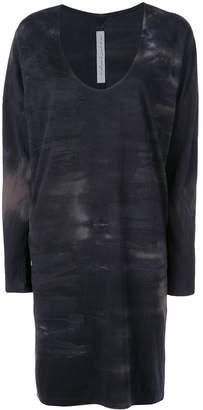 Raquel Allegra tie dye T-shirt dress