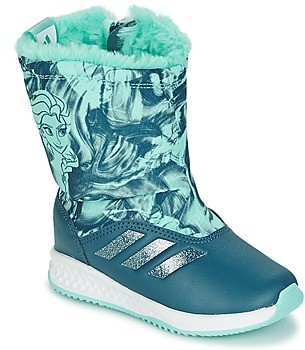 adidas DY FROZEN RAPIDASNO girls's Snow boots in Blue