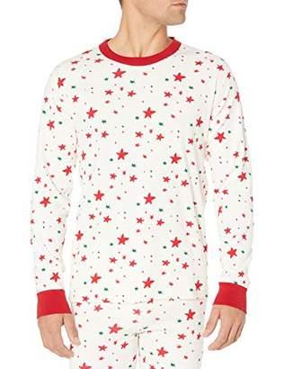 Moon and Back Standard Long Sleeve Pajama Top Set