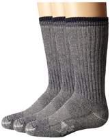 Wigwam Merino Comfort Hiker 3 Pack Crew Cut Socks Shoes