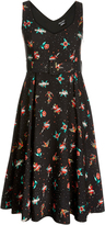 City Chic Cute Tea Length Dress