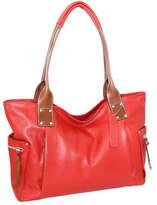 Nino Bossi Women's Sylvie Leather Tote Bag